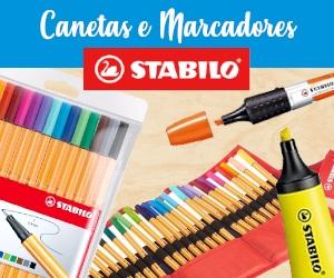 Canetas Stabilo Ok Magazine