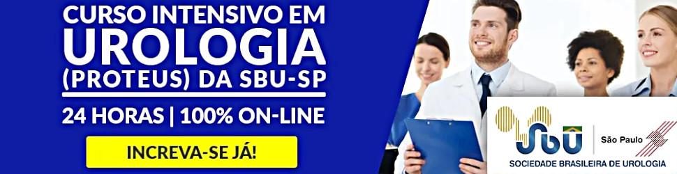 Curso Intensivo Em Urologia Proteus da Sociedade Brasileira de Urologia