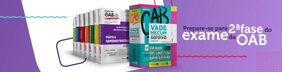 H3. Saraiva - Exame da OAB 2ª Fase